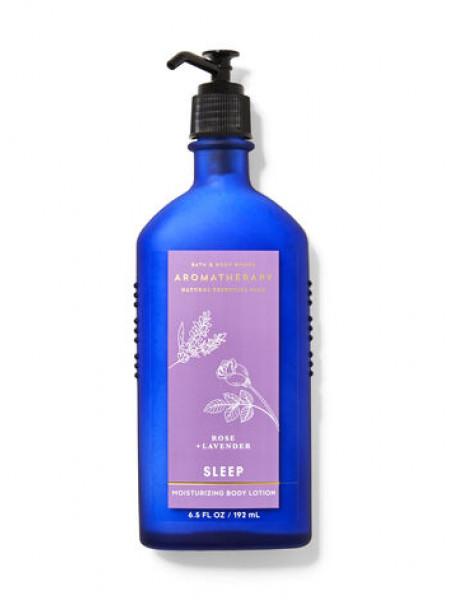 Лосьон для тела Aromatherapy Sleep by Bath&Body Works - Rose Lavender