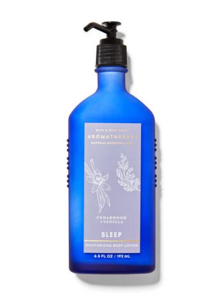 Лосьон для тела Aromatherapy Sleep by Bath&Body Works - Cedarwood Vanilla
