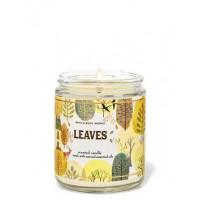 Ароматизована свічка Leaves Bath & Body Works