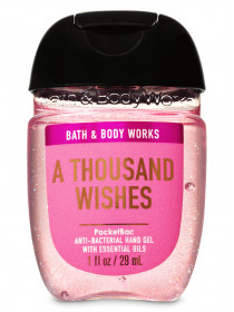 Антисептик для рук A Thousand Wishes Bath and Body Works