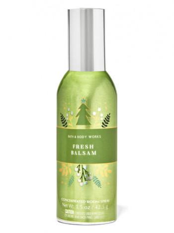 Концентрований спрей для оселі Bath and Body Works - Fresh Balsam