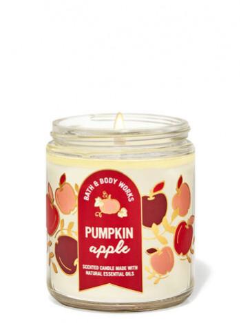 Ароматизована свічка Pumpkin Apple Bath & Body Works