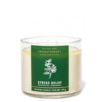 Свічка Aromatherapy Stress Relief Eucalyptus Spearmint від Bath And Body Works