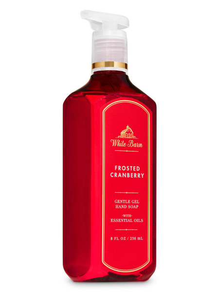 Мыло для рук Frosted Cranberry Bath and Body Works