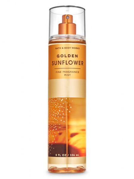 Спрей Golden Sunflower от Bath and Body Works