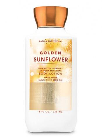 Лосьйон Golden Sunflower від Bath and Body Works