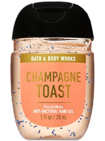 Антисептик для рук Champagne Toast Bath and Body Works