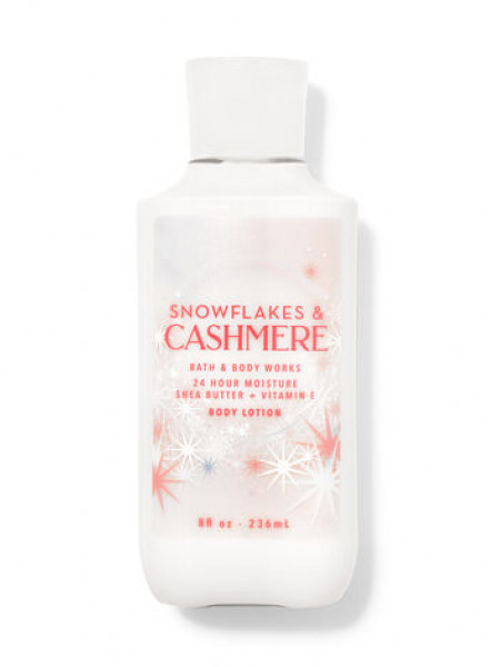 Лосьон Snowflake Cashmere от Bath and Body Works