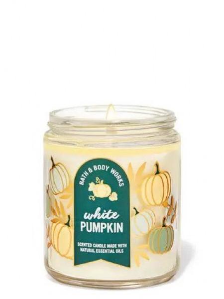 Ароматизована свічка White Pumpkin Bath & Body Works