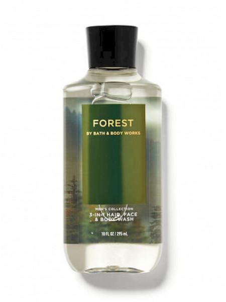 Шампунь для волосся і гель для душу 2в1 Bath and Body Works 2-in-1 Hair & Body Wash Forest