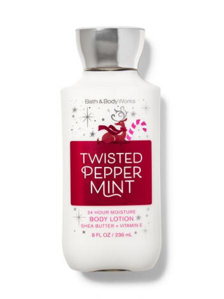 Лосьон для тела Twisted Peppermint Bath and Body Works