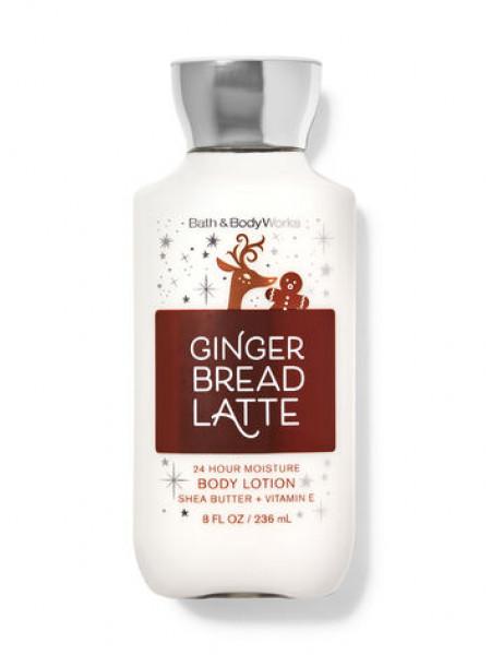 Лосьйон Gingerbread Latte від Bath and Body Works