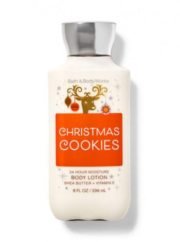 Лосьон Christmas Cookies от Bath and Body Works