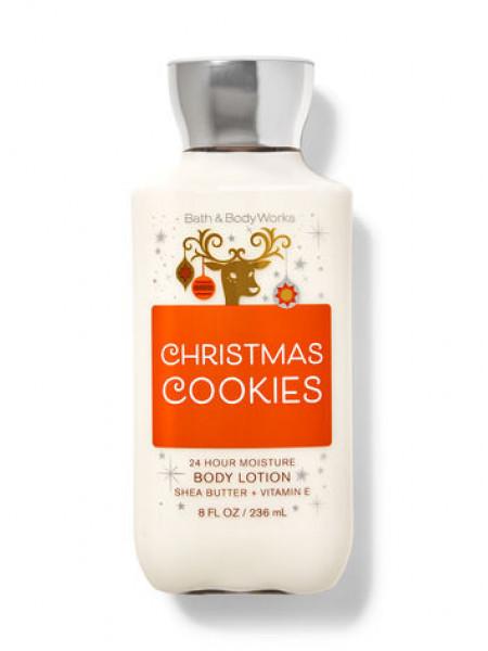 Лосьйон Christmas Cookies від Bath and Body Works