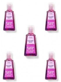 Антисептик для рук Black Cherry Merlot Bath and Body Works