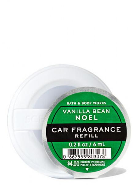 Ароматизатор для автомобіля Vanilla Bean Noel від Bath and Body Works