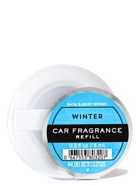 Ароматизатор для автомобіля Winter від Bath and Body Works