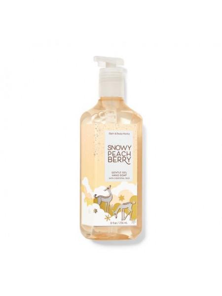 Мило для рук Snowy Peach Berry Bath and Body Works