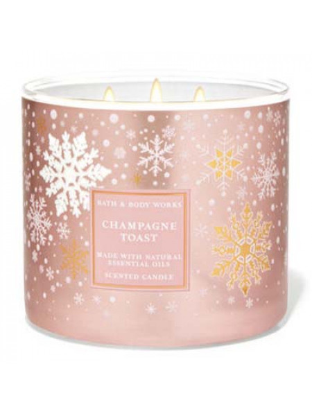 Свеча Champagne Toast От Bath And Body Works