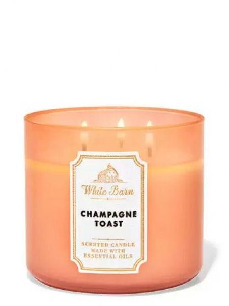 Свічка Champagne Toast Від Bath And Body Works