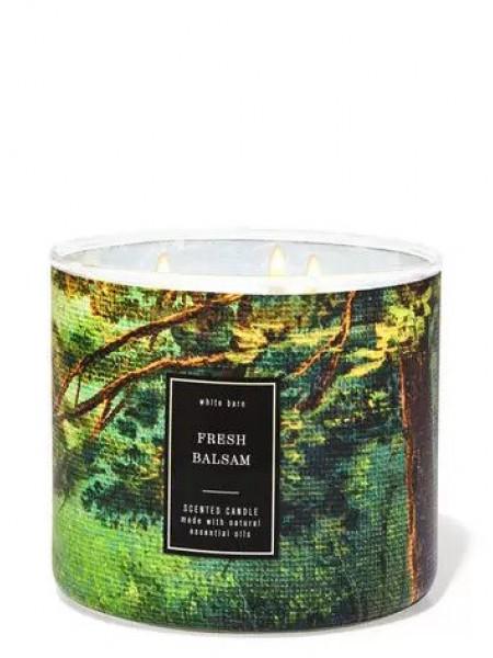 Свічка Fresh Balsam Від Bath And Body Works