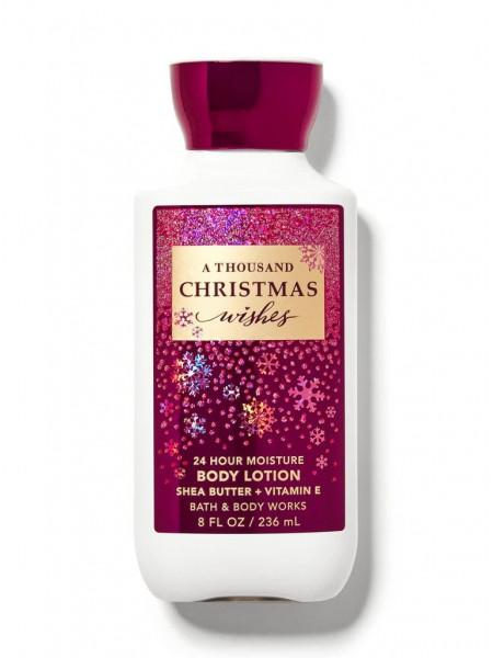 Лосьйон One Thousand Christmas Wishes від Bath and Body Works