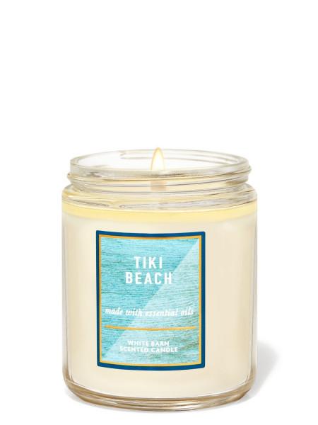 Ароматизированная свеча Tiki Beach Bath & Body Works