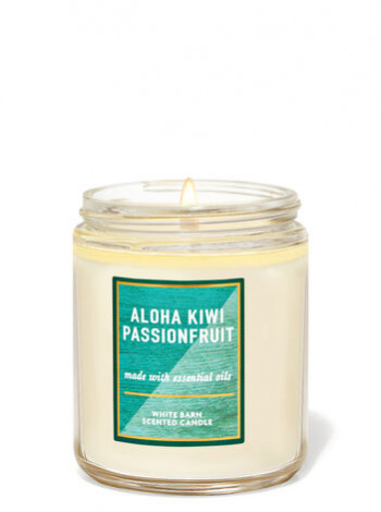 Ароматизована свічка Aloha Kiwi Passionfruit Bath & Body Works