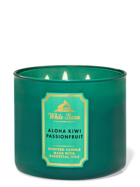Свеча Aloha Kiwi Passionfruit От Bath And Body Works