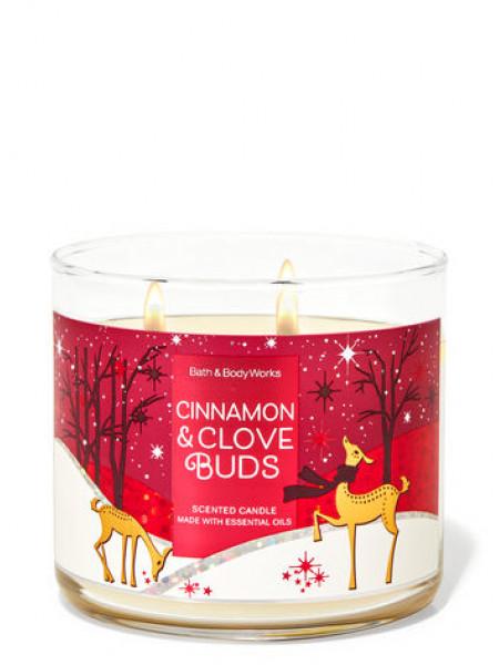 Свеча Cinnamon Clove Buds От Bath And Body Works