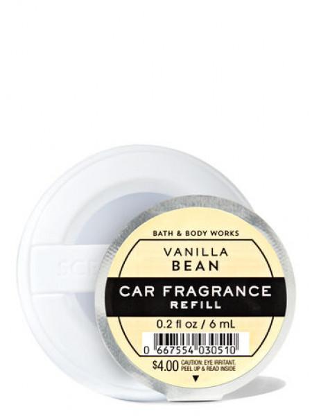 Ароматизатор для автомобіля Vanilla Bean від Bath and Body Works
