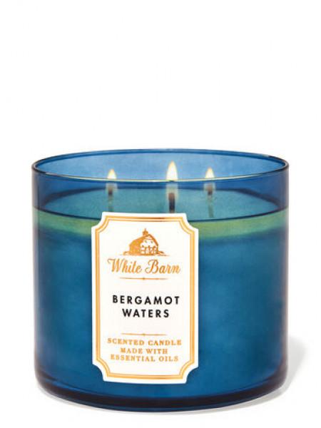 Свічка Bergamot Waters від Bath And Body Works