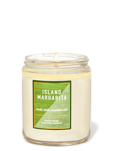 Ароматизированная свеча Island Margarita Bath & Body Works