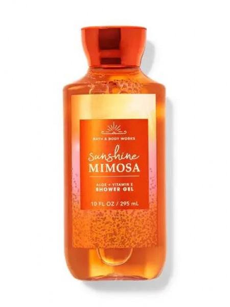 Гель для душа Sunshine Mimosa от Bath and Body Works