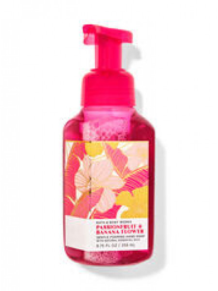 Мило для рук Passionfruit & Banana Flower Bath and Body Works