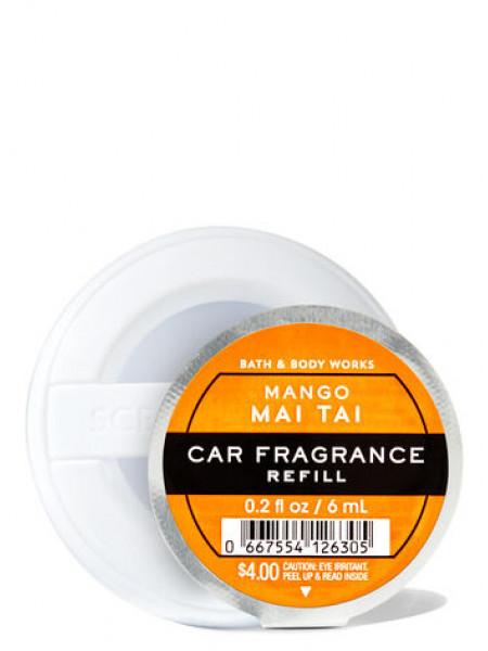 Ароматизатор для автомобіля Mango Mai Tai від Bath and Body Works
