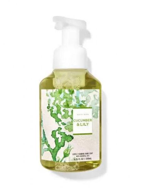 Мыло для рук Cucumber Lily Bath and Body Works