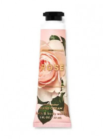 Ароматний крем для рук Bath & Body Works Hand Cream Rose 29мл