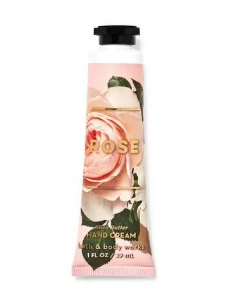 Ароматный крем для рук Bath & Body Works Hand Cream Rose 29мл