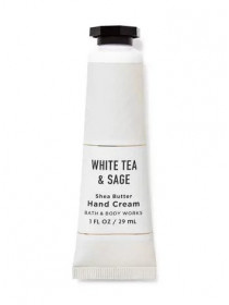 Ароматний крем для рук Bath & Body Works Hand Cream White Tea and Sage 29мл