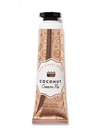 Ароматный крем для рук Bath & Body Works Hand Cream Coconut Cream Pie 29мл