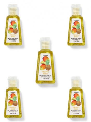 Антисептик для рук Pineapple Mango Bath and Body Works