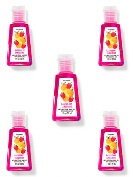 Антисептик для рук Raspberry Tangerine Bath and Body Works