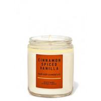 Ароматизована свічка Cinnamon Spiced Vanilla Bath & Body Works