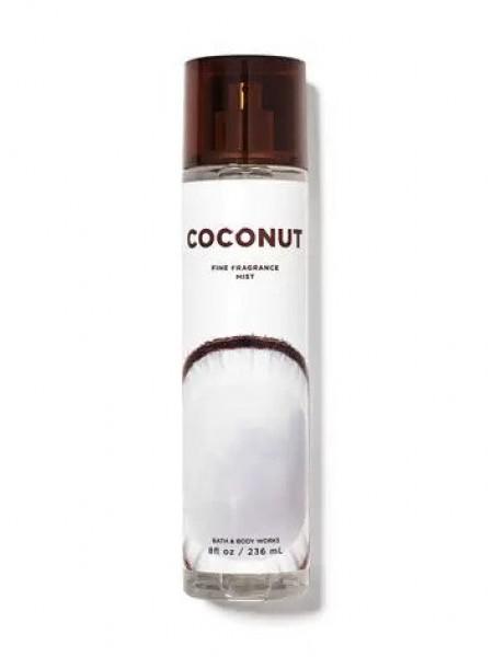 Спрей Coconut від Bath and Body Works