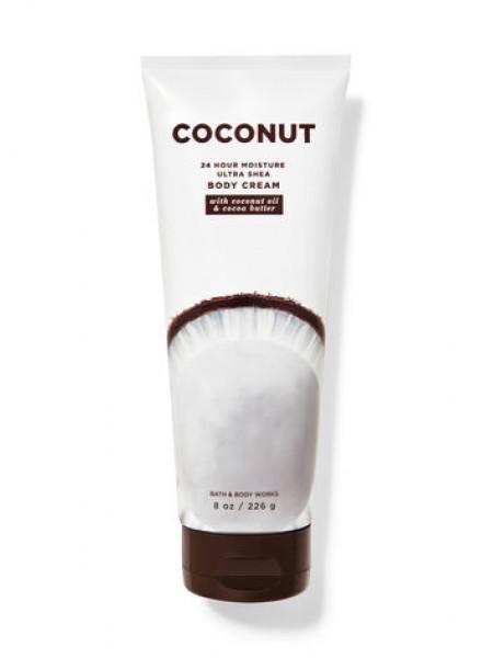 Крем для тіла Coconut від Bath and Body Works