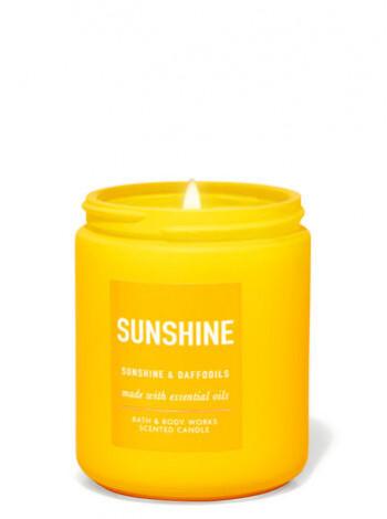 Ароматизована свічка Sunshine Daffodils Bath & Body Works