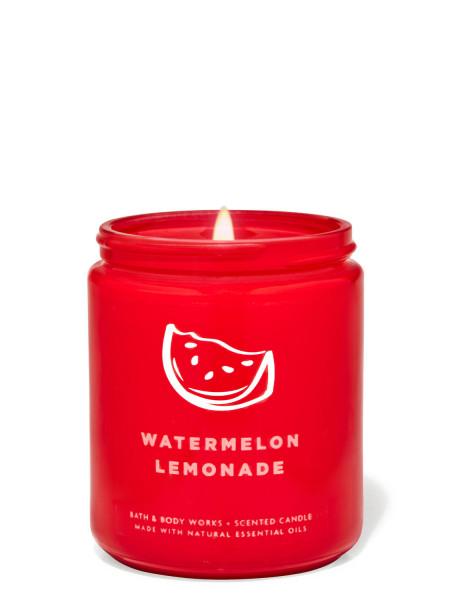 Ароматизированная свеча Watermelon Lemonade Bath & Body Works
