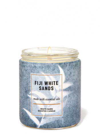 Ароматизована свічка Fiji White Sands Bath & Body Works