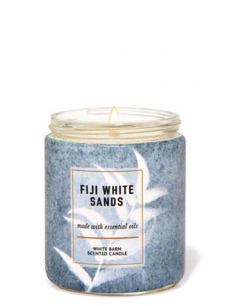 Ароматизированная свеча Fiji White Sands Bath & Body Works